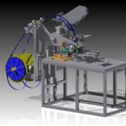 Progetto di trasformazione macchina produzione dischi lamellari da smeriglio