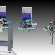 Progetto macchina collaudo valvole gas